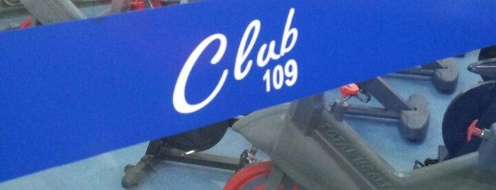 Academia Club 109 is one of Orte, die Carol gefallen.