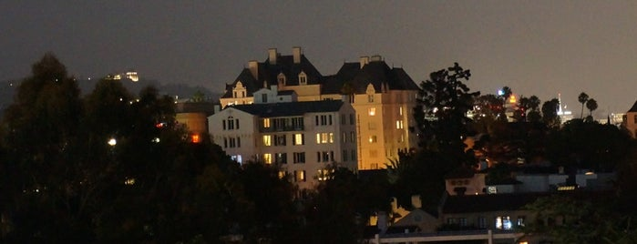 Château Marmont is one of 6 Celebrity Ghosts' Haunting Grounds.