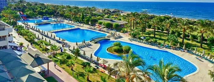 MC Arancia Resort Hotel is one of Nil'in Beğendiği Mekanlar.