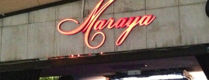 Maraya Bar & Grill is one of Lugares guardados de Orhan.