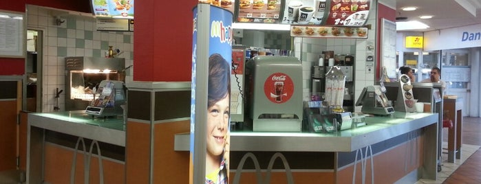 McDonald's is one of Locais salvos de N..