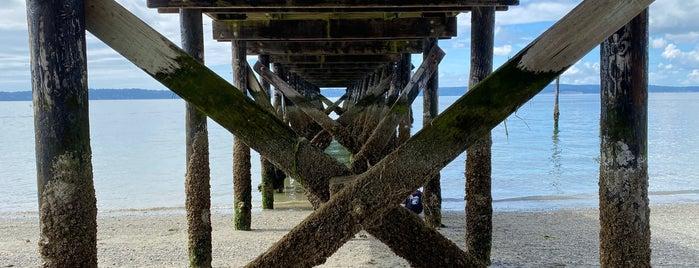 Kayak Point Beach is one of สถานที่ที่ Bonus ถูกใจ.