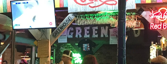 Green House Garden Bar is one of Holiday Trip2017.