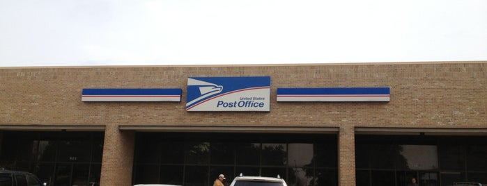 US Post Office is one of Tempat yang Disukai KATIE.