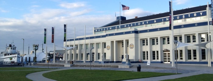 Museum of History & Industry (MOHAI) is one of West Coast Sites.