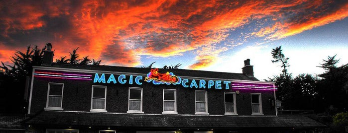 The Magic Carpet Pub is one of All-time favorites in Dublin.