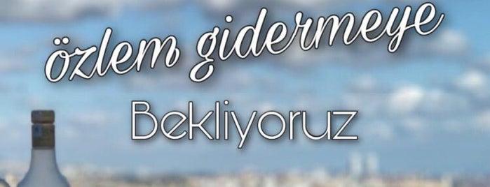 Sil Baştan is one of Rakı.