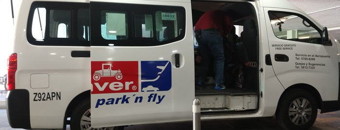 Ranver Park & Fly is one of DF.