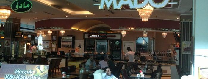 Mado Cafe, Family Mall is one of TC Turgay 님이 좋아한 장소.