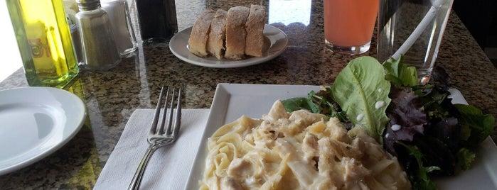 Portofino Cucina Italiano is one of Solyさんの保存済みスポット.