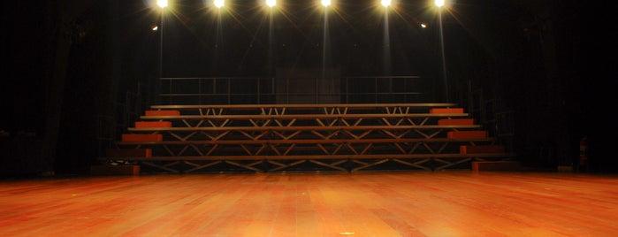 Teatro da Universidade de São Paulo (TUSP) is one of pra ver.