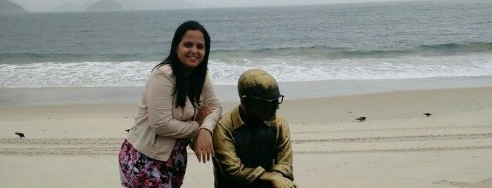 Orla de Copacabana is one of Valesca 님이 좋아한 장소.