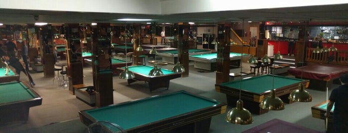 Astoria Billiards is one of Places: To Party.