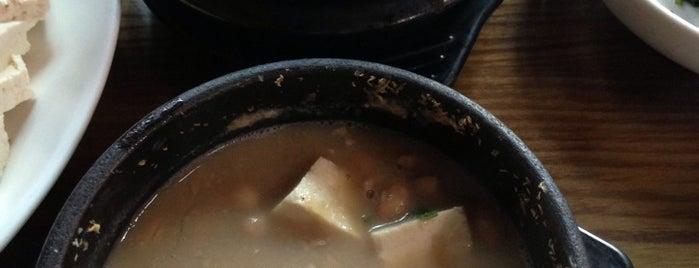 소나무식당 is one of 착한식당.