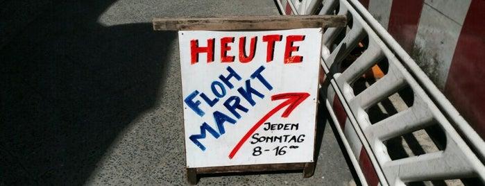 Flohmarkt Friedrichshagen is one of Tempat yang Disimpan Tamara.
