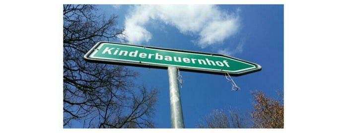 Kinderbauernhof Erkner is one of Brandenburg Blog.