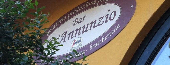 Bar D'Annunzio is one of Orte, die Stefan gefallen.