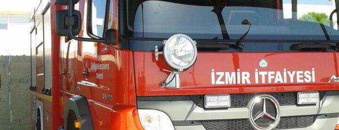 Yangın ve Doğal Afet Eğitim Merkezi is one of Orte, die Cem Yılmaz gefallen.