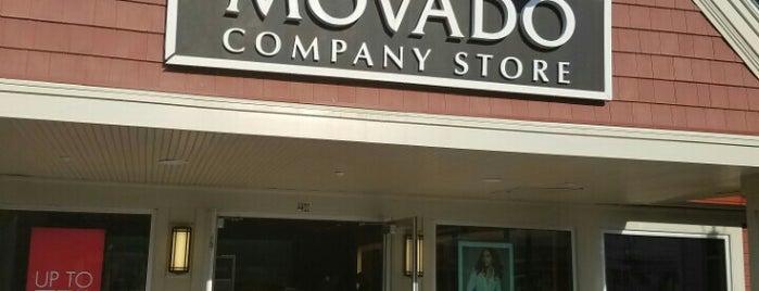 Movado Company Store is one of Tempat yang Disukai Rob.
