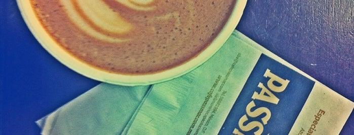 Café Passmar is one of Daniel 님이 저장한 장소.