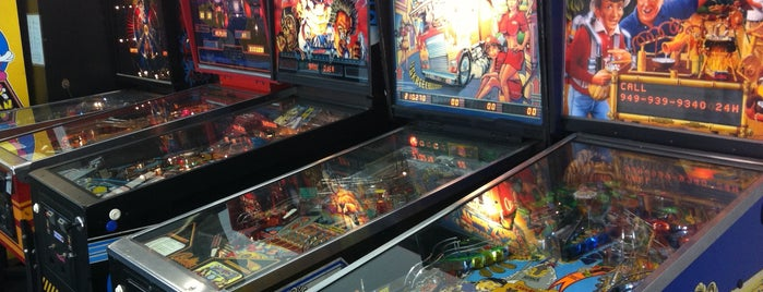 Lake Forest Ice Palace is one of Pinball Destinations.