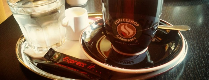 Coffeeshop Company is one of Hessa Al Khalifa 님이 좋아한 장소.