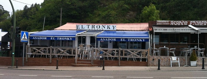 Asador El Tronky is one of Santander Ale.