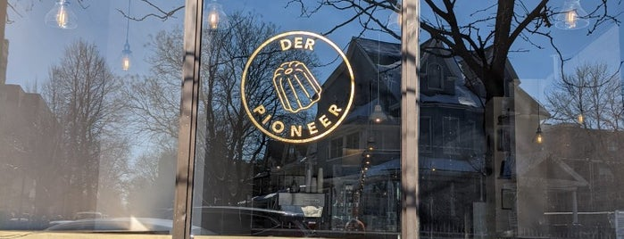 Der Pioneer is one of Brooklyn brunch.