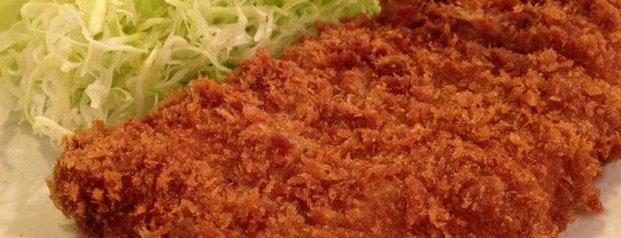 katsuretsu-an is one of Lugares favoritos de Kit&kafoodle.