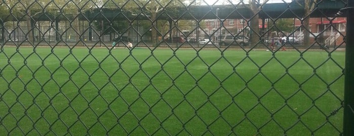 Scarangella Park is one of Where to play ball — Public Courts.