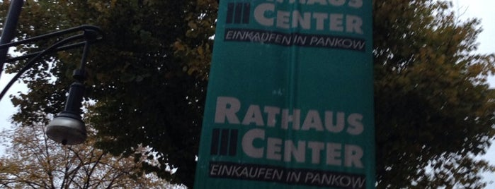 Rathaus-Center Pankow is one of Berlin Tipps.
