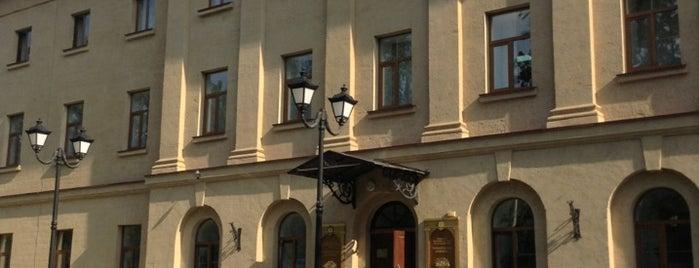 Старофлотские Казармы is one of СтареENький Город.