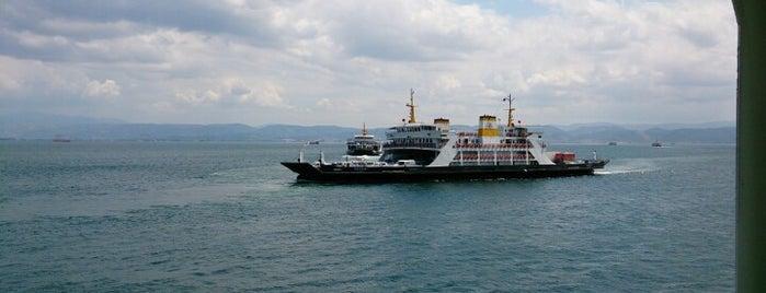 İDO Eskihisar Feribot İskelesi is one of travelling.