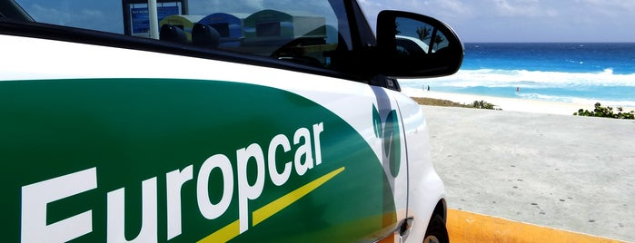 Europcar is one of Locais curtidos por Leslie.
