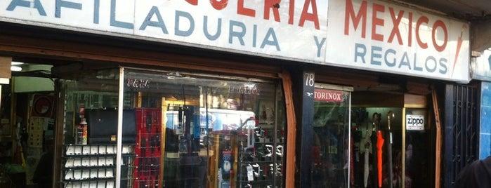 Paragüería México is one of Lieux qui ont plu à Anabel.