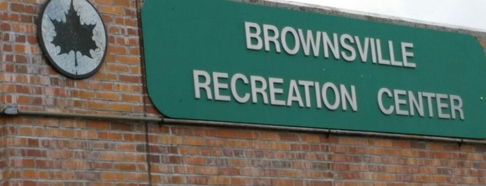 Brownsville Recreation Center is one of Make NYC Your Gym: Get Together.