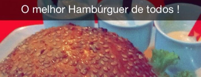Hamburgueria is one of Have To Go.