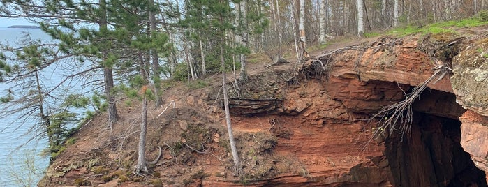 Apostle Islands National Lakeshore is one of Most Beautiful US.
