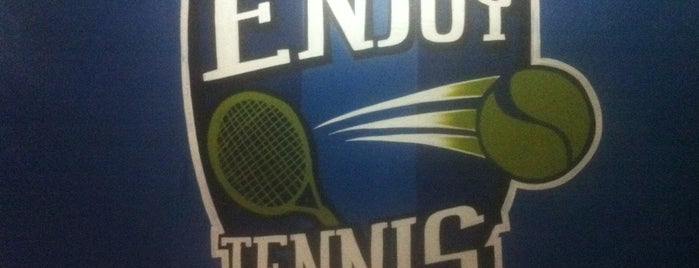 Enjoy Tennis is one of Posti salvati di Felipe.