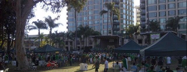 Irish Festival At Balboa is one of Missie 님이 좋아한 장소.