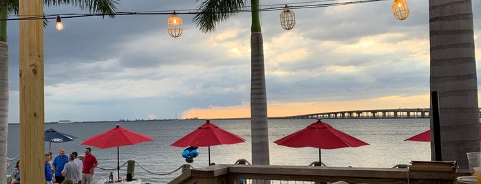 Salt Shack On the Bay is one of Tampa Eateries.