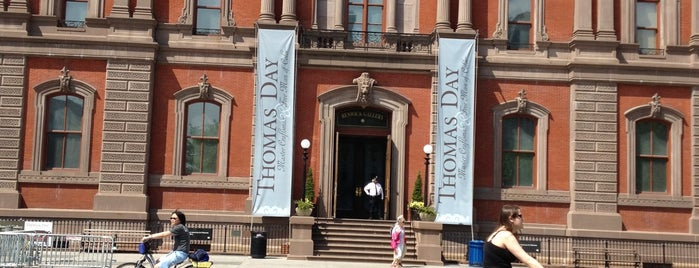 Renwick Gallery is one of Visiting DC as a Paulistano.