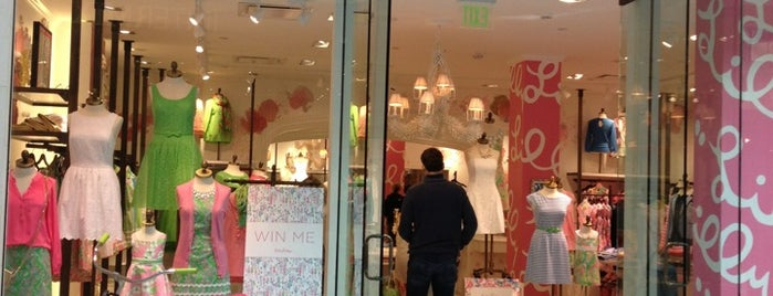 Lilly Pulitzer is one of McLean/Tysons general area.