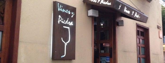 Vinos y Piedra is one of Lieux qui ont plu à Katia.
