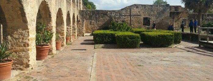 San Antonio Missions National Historical Park HQ is one of Lieux qui ont plu à Berenice.