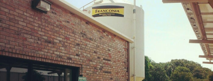 Franconia Brewing Company is one of Lieux qui ont plu à Claudia.