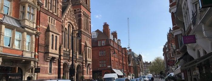 Duke Street Emporium is one of London.