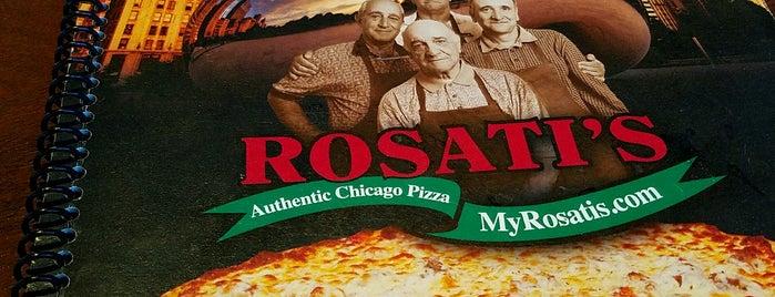 Rosati's is one of Brad'ın Beğendiği Mekanlar.