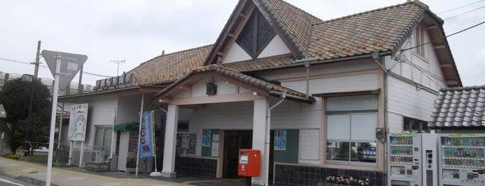 JR 키타칸토지방역 (JR 北関東地方の駅)