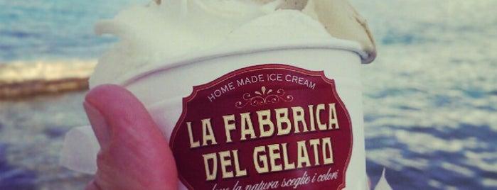 Fabbrica del Gelato is one of Como.